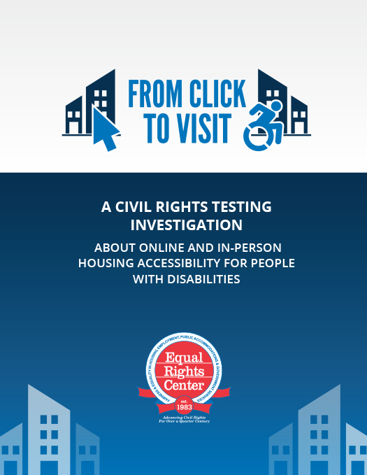 Cover page for From Click to Visit Report